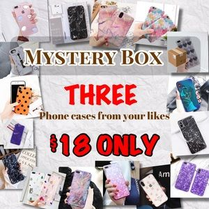$18 Mystery Box 📦📦📦 three cases of your choice